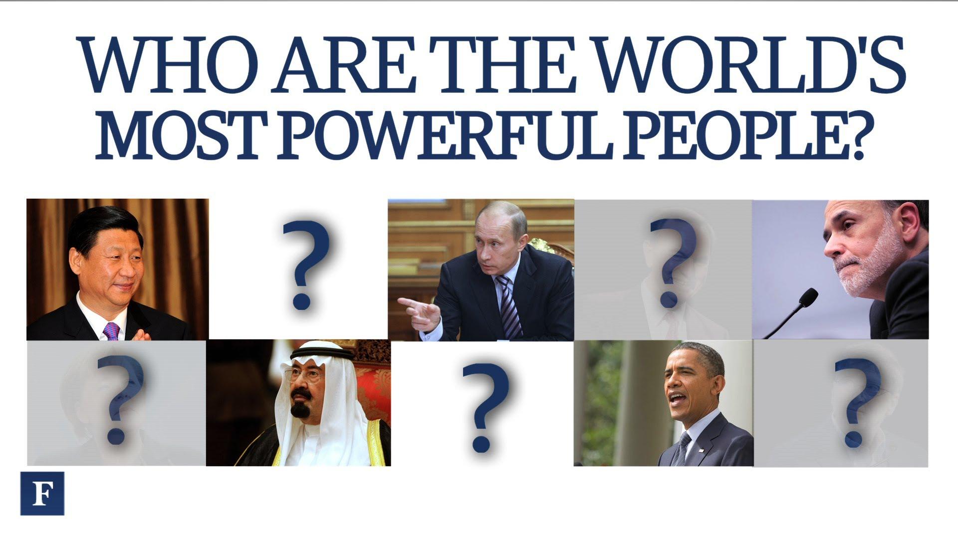 Powerful People